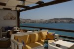 Blu Blu Lounge - Mykonos Cafe suitable for chic attire