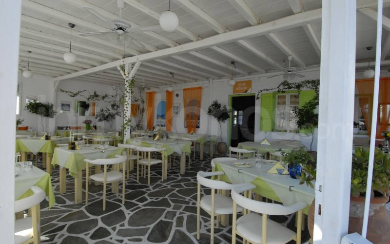 Sakis Grill House - _MYK2084 - Mykonos, Greece