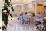 Kuzina - Mykonos Beach Restaurant serving dinner