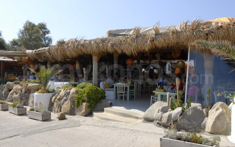 Sol Y Mar Beach Restaurant Eat Amp Drink In Mykonos Mykonos Cyclades Greece