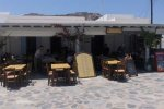 To Steki Tou Proedrou - Mykonos Tavern serving dinner