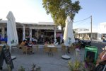 Gialoudi - Mykonos Cafe with social ambiance