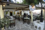Fellini - Mykonos Restaurant with background music entertainment