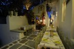 Phillipi - Mykonos Restaurant with background music entertainment