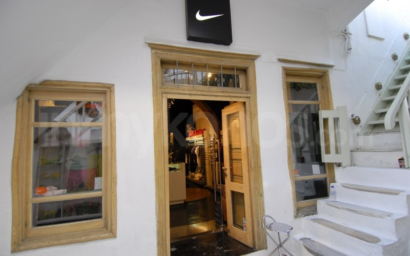 nike boutique greece