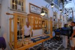 Barkia - Mykonos Restaurant with a la carte menu style