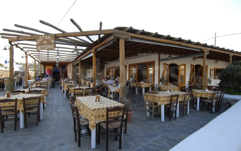 Lefteris Grill House - _MYK1586 - Mykonos, Greece