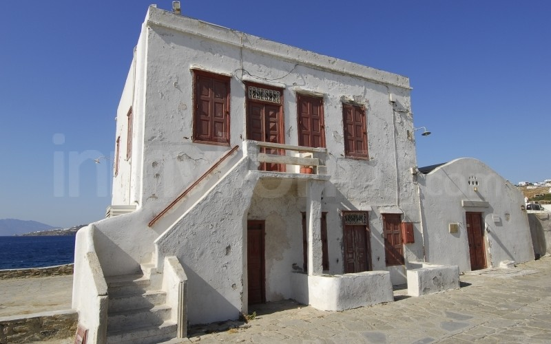 Folklore Museum of Mykonos - _MYK4536.JPG - Mykonos, Greece