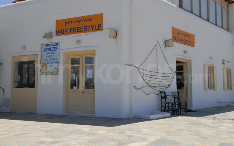 Georgina Hair Freestyle - _MYK2502 - Mykonos, Greece