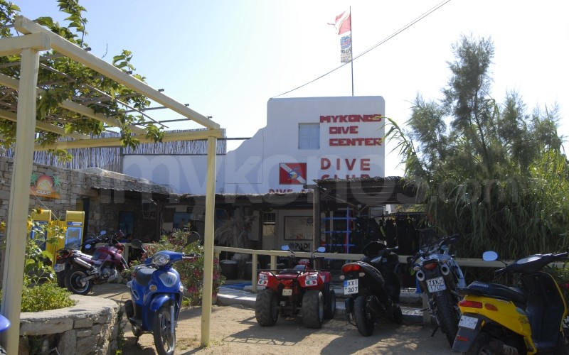 Mykonos Diving Center