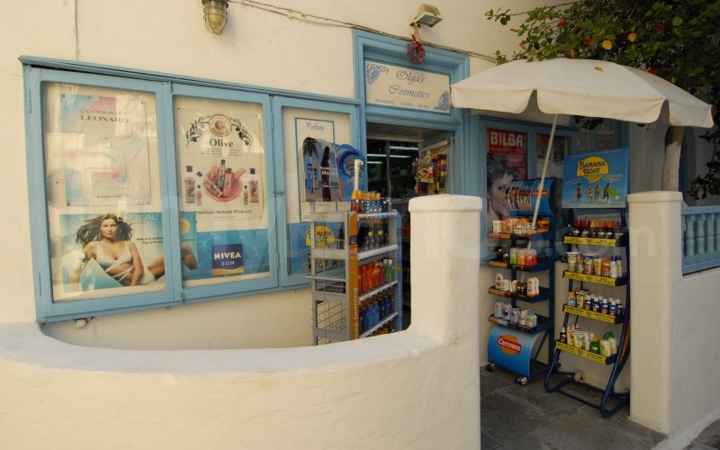 Olga's Cosmetics - _MYK2304 - Mykonos, Greece