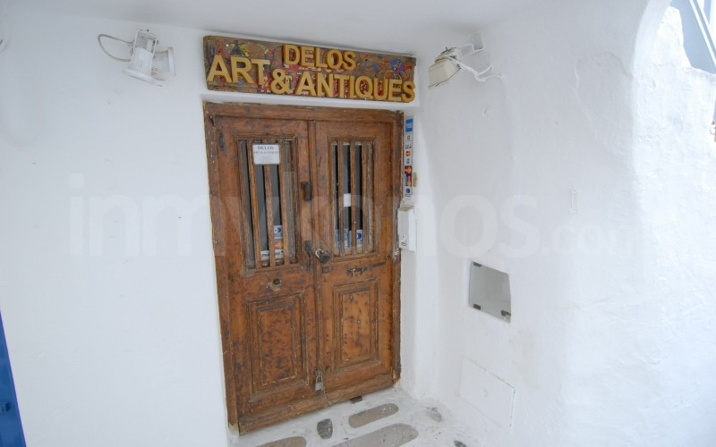 Delos Antiques - _MYK1263 - Mykonos, Greece