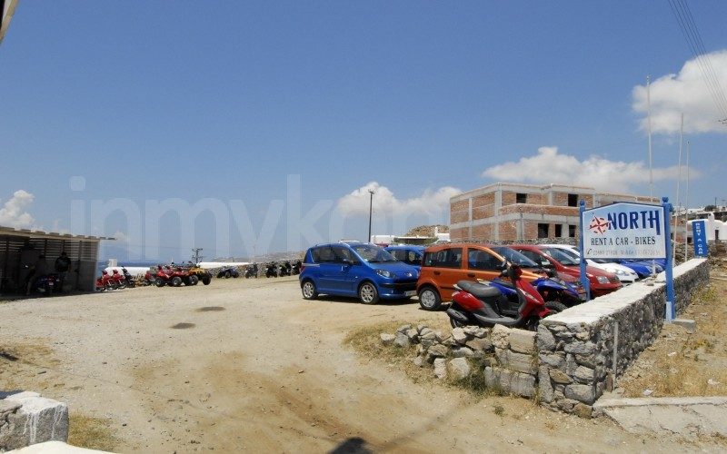 North Car Rental - _MYK1675 - Mykonos, Greece