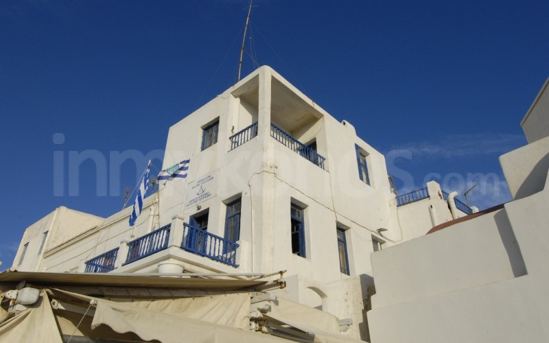 Port Authority - _MYK1414 - Mykonos, Greece