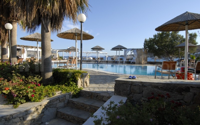 Ornos Beach Hotel - _MYK1581 - Mykonos, Greece