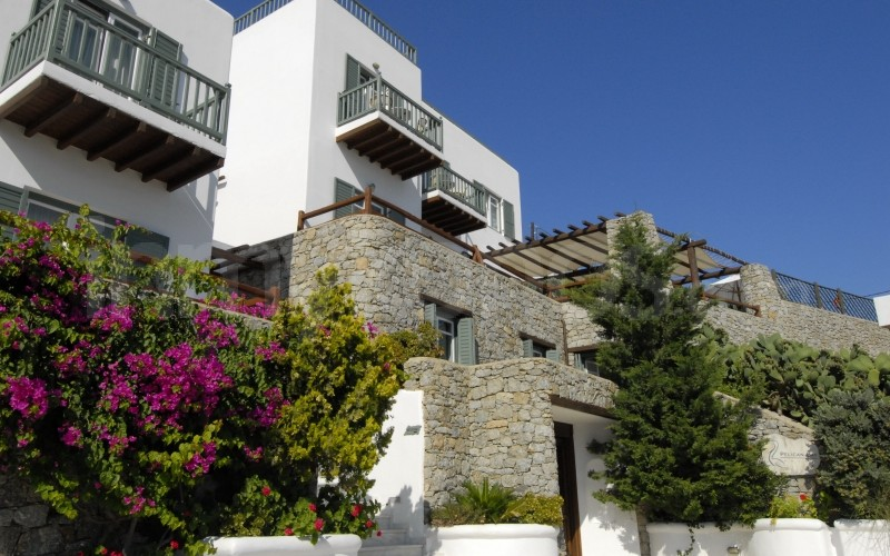 Pelican Bay Art Hotel - _MYK2096 - Mykonos, Greece
