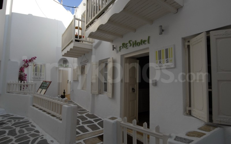 Fresh Hotel - _MYK1287 - Mykonos, Greece
