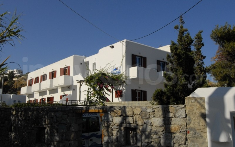 Psarou Beach Hotel - _MYK2179 - Mykonos, Greece