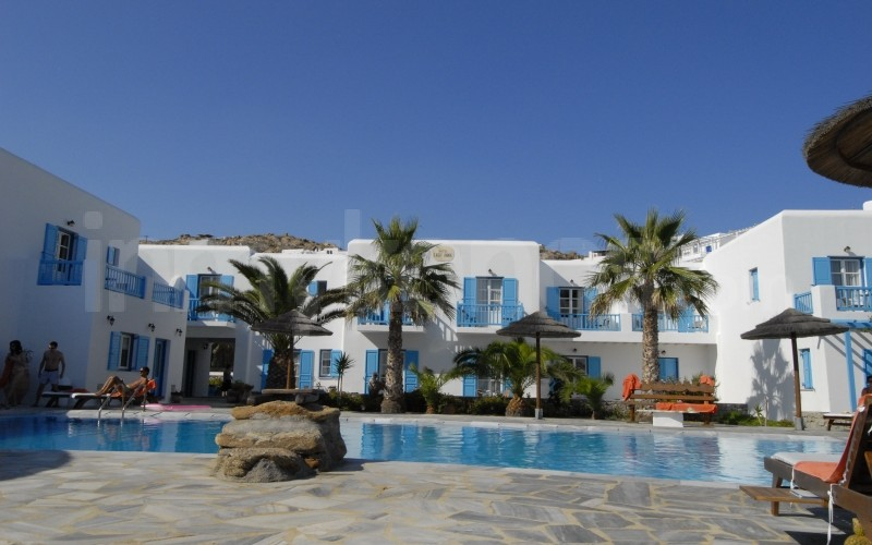 Lady Anna Hotel - _MYK2121 - Mykonos, Greece