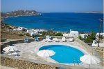 Rochari Studios - Mykonos Rooms & Apartments with a swimming pool