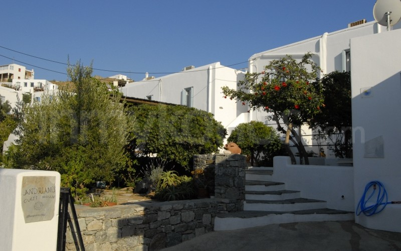 Andrianis Guest House - _MYK2214 - Mykonos, Greece