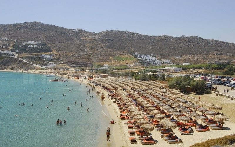 Kalo Livadi Beach  What to See & Do in Mykonos  Mykonos ...