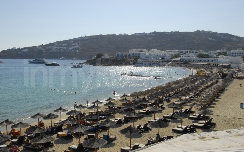 Platis Gialos Beach - _MYK2130 - Mykonos, Greece