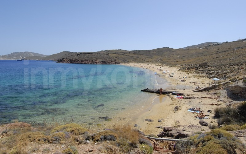 Agios Sostis Beach - _MYK0443 - Mykonos, Greece
