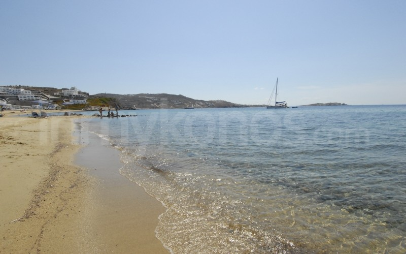 Megali Ammos Beach - _MYK1777 - Mykonos, Greece