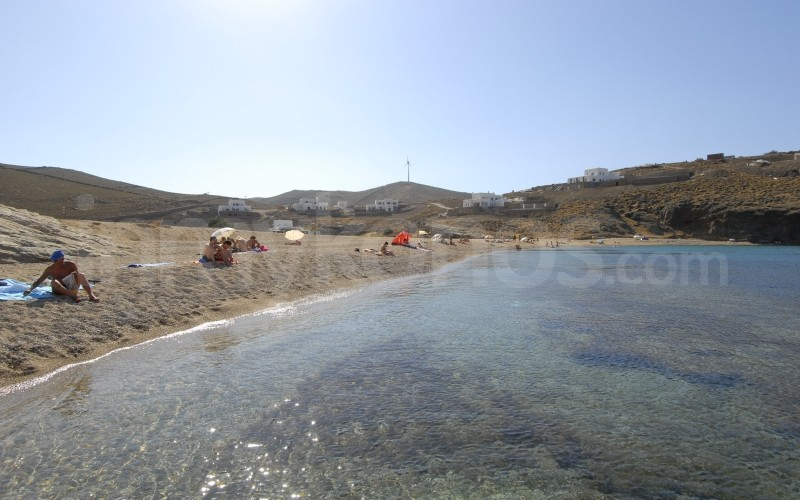 Fokos Beach - _MYK0517 - Mykonos, Greece