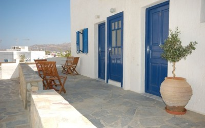 Manos Studios-Rooms-Apartments - manos rooms 5 - Mykonos, Greece