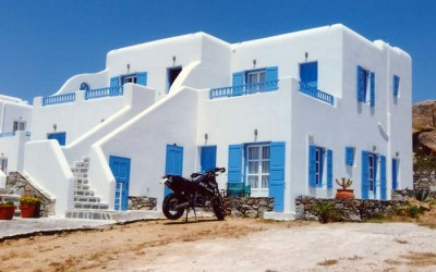 Maganos Apartments - maganos 1 - Mykonos, Greece