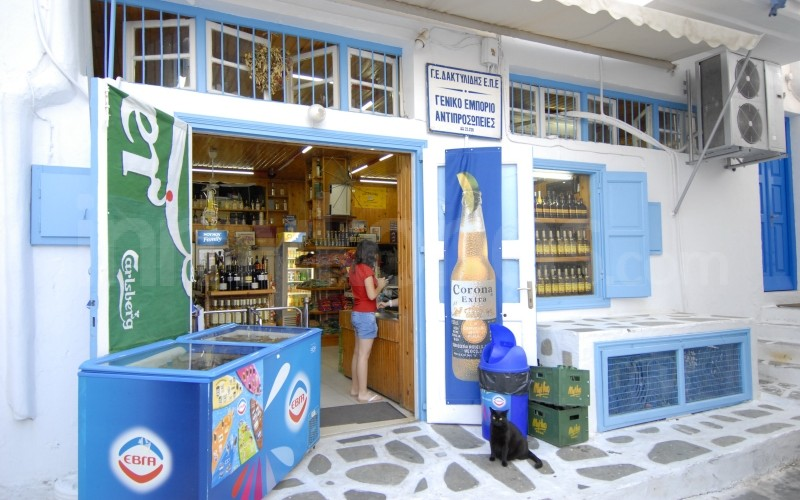 George Dachtylidis Food Trade - _MYK0161 - Mykonos, Greece