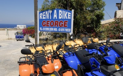 Rent a Bike George - _MYK2489 - Mykonos, Greece