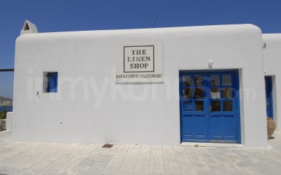 The Linen Shop - _MYK2480 - Mykonos, Greece