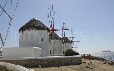 Windmills of Mykonos - _MYK0835.JPG - Mykonos, Greece