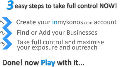 3 easy steps to take full control
