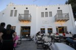 Aigli - Mykonos Cafe with relaxing ambiance
