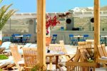 Colonial Pool Restaurant & Bar - Mykonos Restaurant with meze menu style