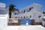 Magas Hotel - Mykonos Hotel with a sun lounge