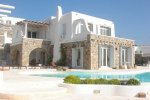 Best Villas - Mykonos Villa with a private beach