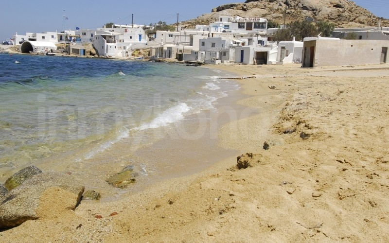 Divounia Beach - _MYK4442.JPG - Mykonos, Greece