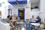 Central Cafe - Mykonos Cafe serving breakfast